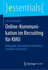 Sven Schnitzler Online-Kommunikation im Recruiting